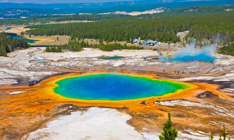 Yellowstone USA