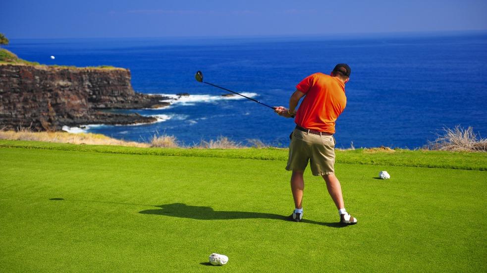 Golf v USA