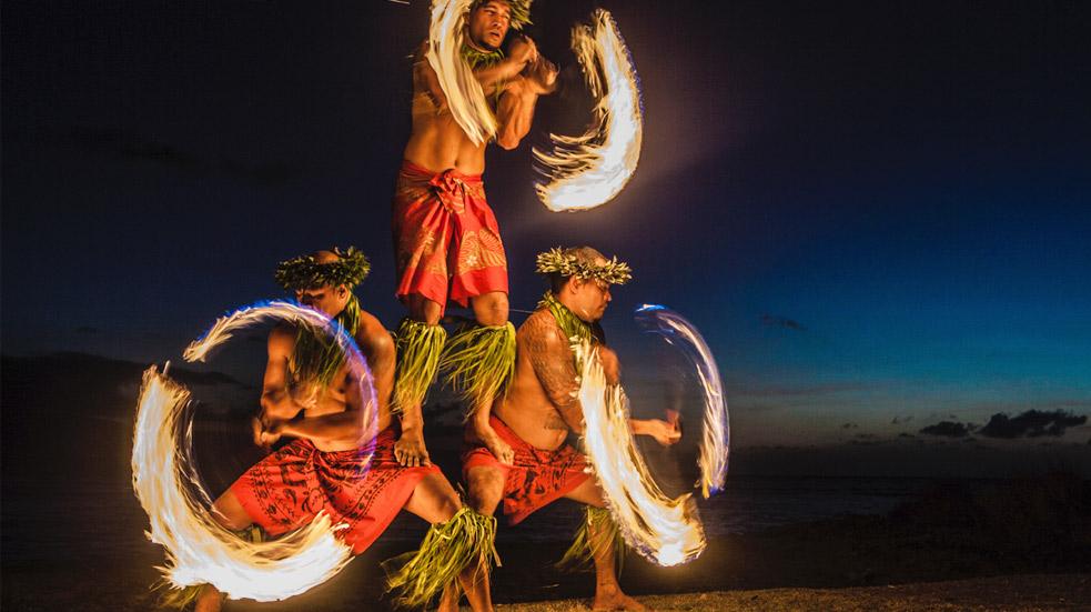 Exotická Havaj