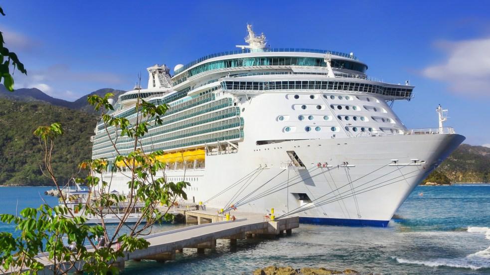 Okružní plavby lodí