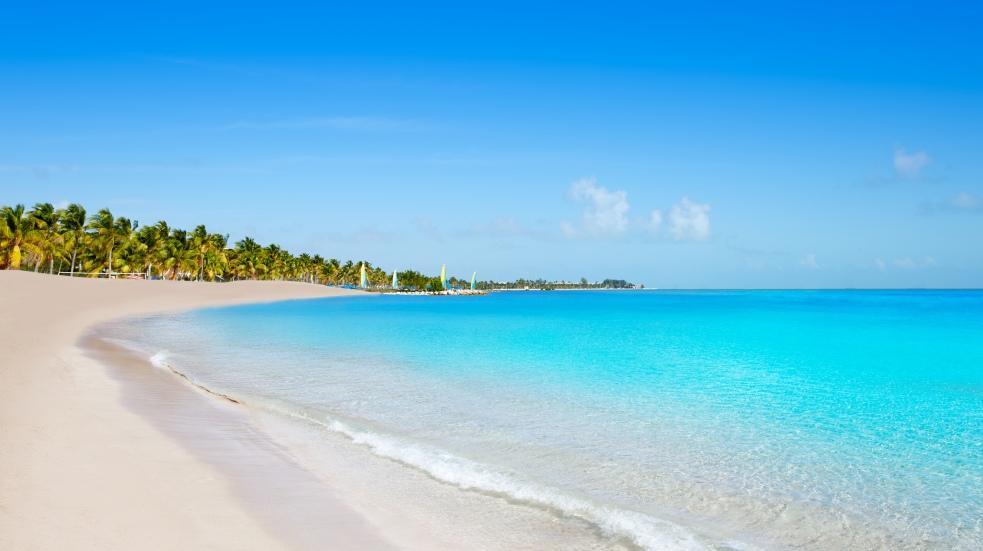 Pláže USA