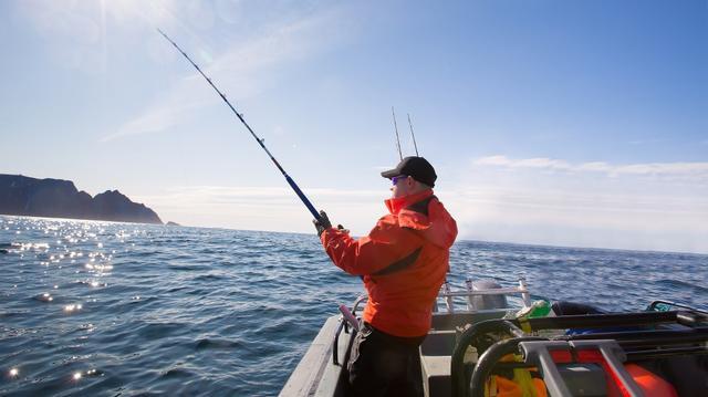 Rybaření v USA