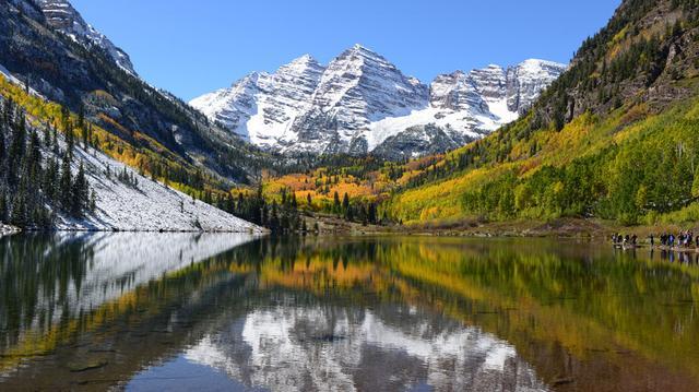 Národní park Rocky Mountain