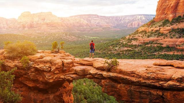 Informace k národním parkům a pamatkám USA
