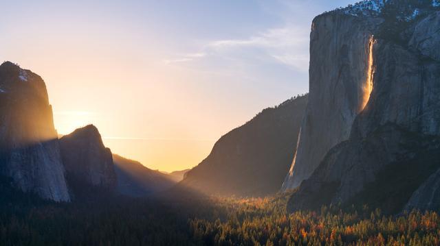 TOP USA - národní parky