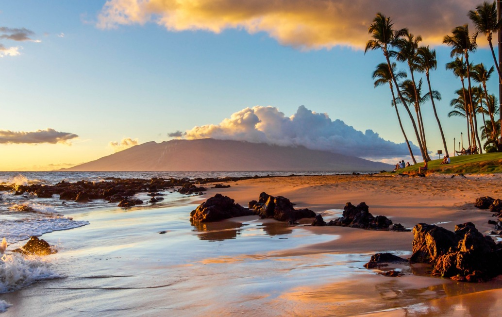 Havajské ostrovy