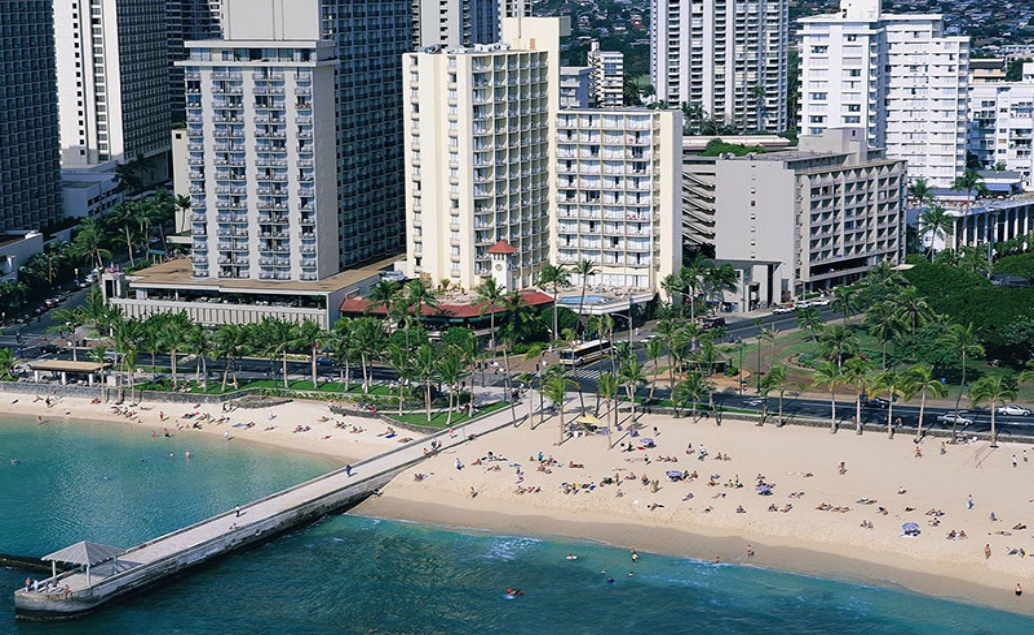 Hawaii (Oahu) - Park Shore Waikiki