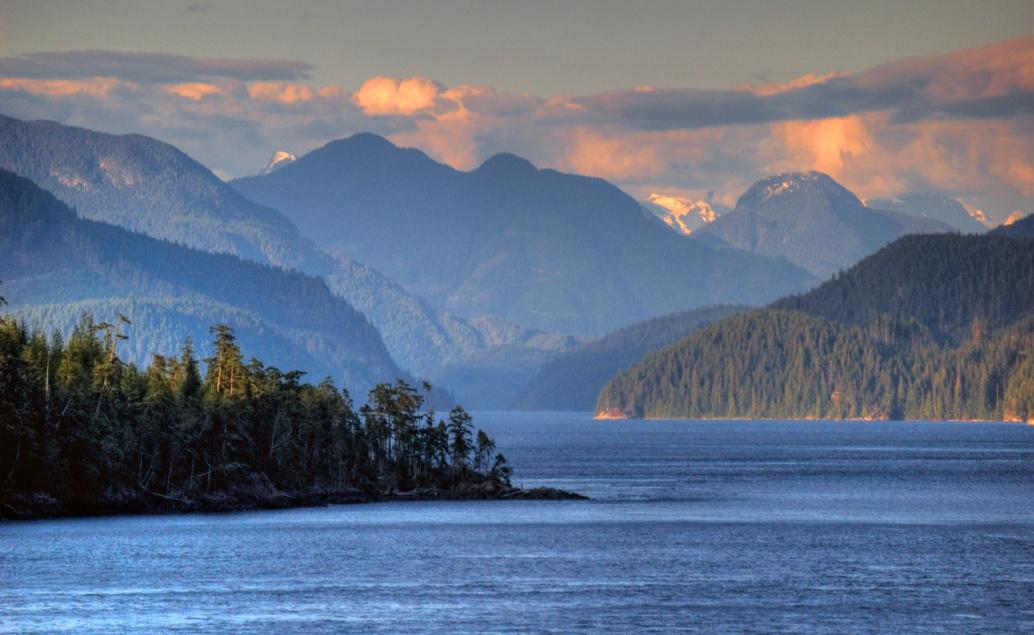 Plavba na Aljašku - Alaska Cruise