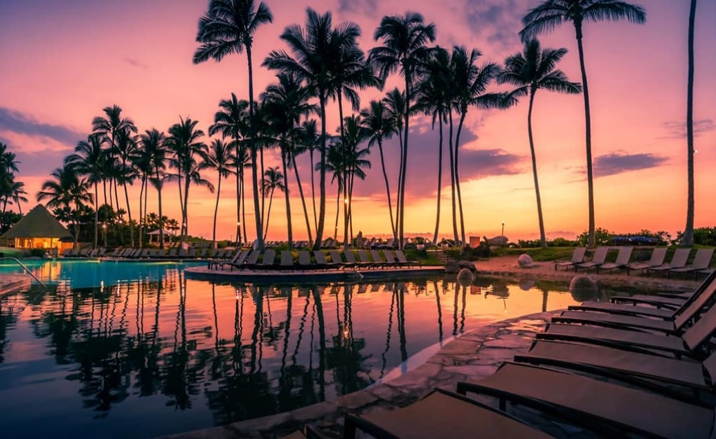 Hawaii (Big Island) – Hilton Waikoloa Village