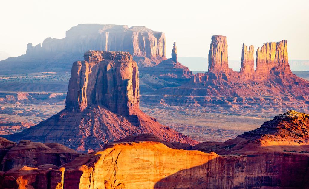 Turistický speciál - jihozápad USA