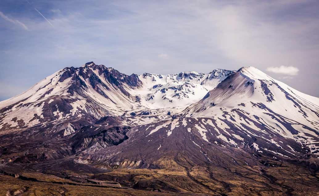 Od Pacifiku k sopkám kaskádového pohoří