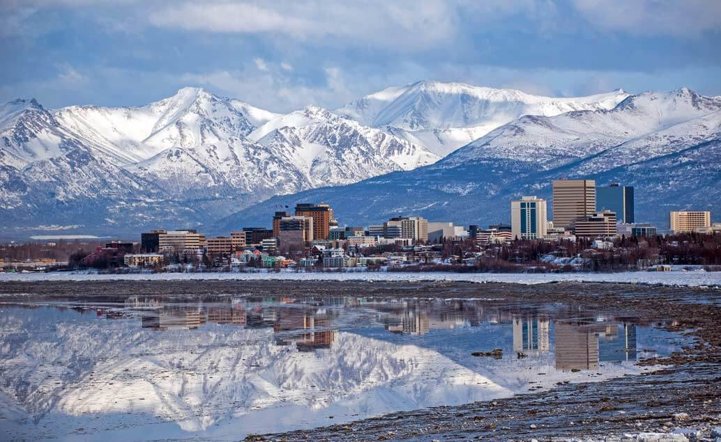 VELKÁ CESTA DIVOČINOU - Aljaška, Yukon, British Columbia
